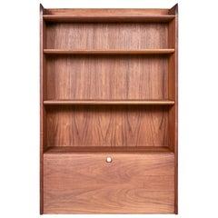 Drexel Floating Wall Cabinet Desk by Kipp Stewart