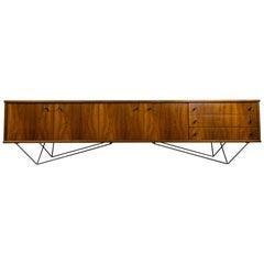 Minimalist Rosewood Sideboard
