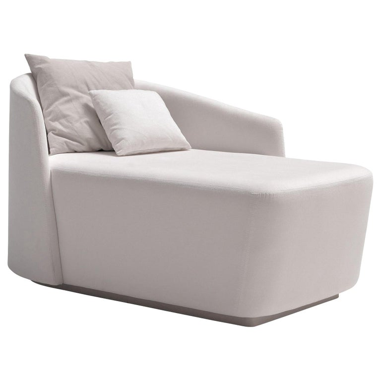 Supernatural Chaise Lounge Sofa Chair by Jorge Pensi For Sale