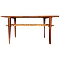 Danish Teak Table, 1960s