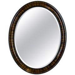 Oval Mirror from the 1930s