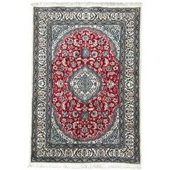 Vintage Indischer Teppich