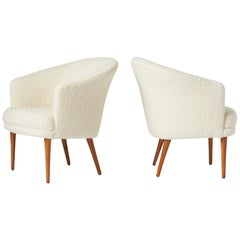 Pair of Chairs by Kerstin Horlin Holmquist for Norkiska Kompaniet