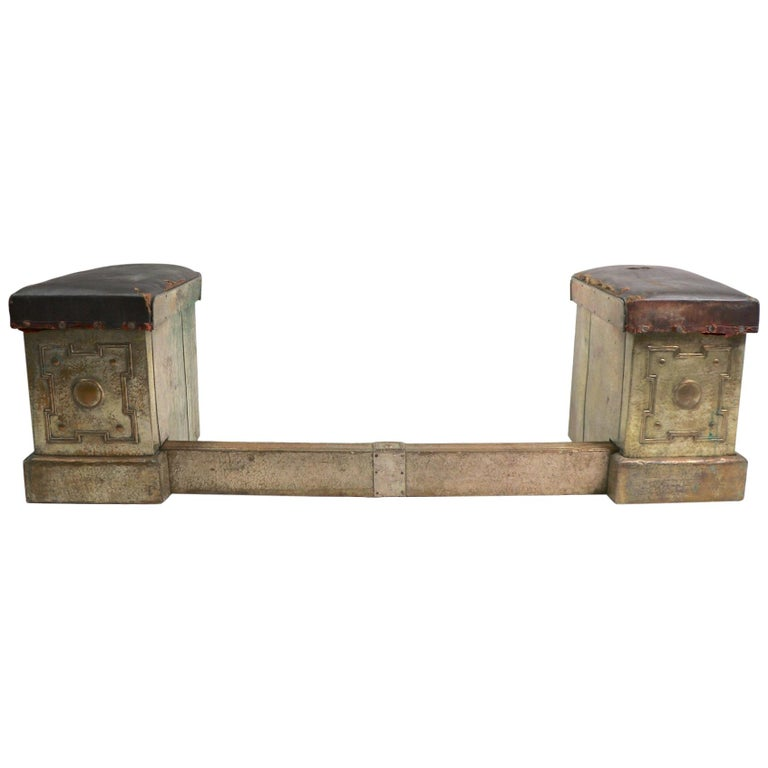 English Bench Fender For Sale