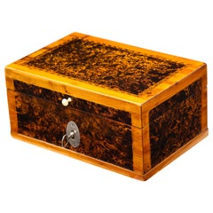 Swedish Alder Root Box, Early 19th Century