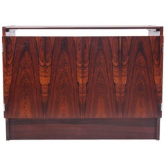 Midcentury Rosewood TV Cabinet
