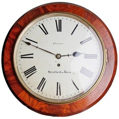 Early 19th Century Pearson of Stratford Upon Avon Clock