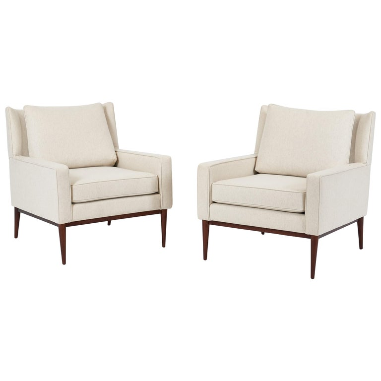 Paul McCobb 1312 Lounge Chairs For Sale