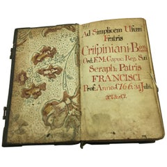 Breviary for Friars Minor of the Tertiary Order of Capuchin Friars 600