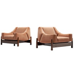 Móves Cimo Pair of Sculptural Lounge Chairs