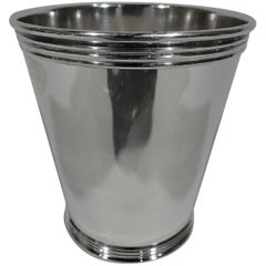 Mini Sterling Silver Mint Julep Cup by Trees of Kentucky