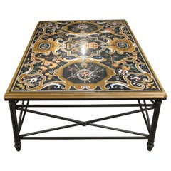 Italian Pietra Dura Table
