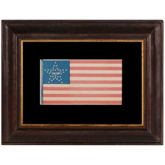 34 Star American Flag Cover with a Great Star Pattern