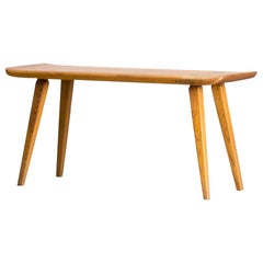 1960s Carl Malmsten Pine Bench for Karl Anderssons