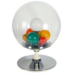 Angelo Brotto Barbarella 1960s Italy Table Lamp