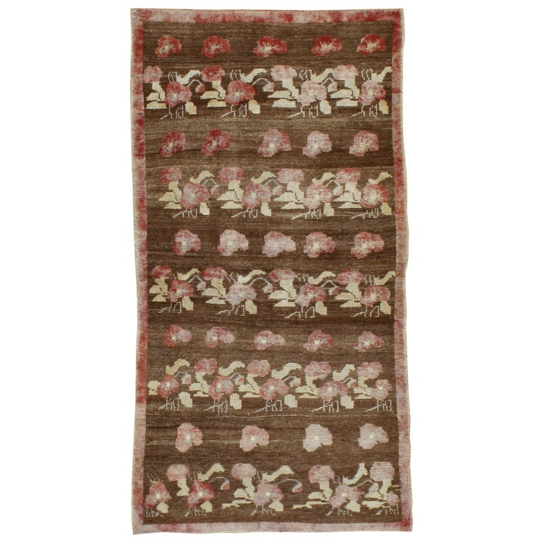 Vintage Turkish Anatolian Rug For Sale