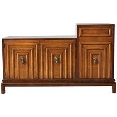 Midcentury Renzo Rutili Walnut Cabinet or Credenza