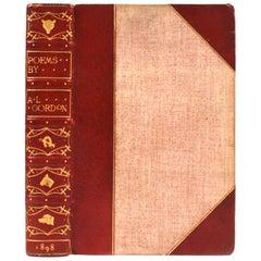 Gedichte von Adam Lindsay Gordon, 1898