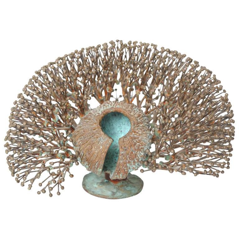 Harry Bertoia Bush Form Sculpture For Sale