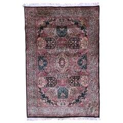Schöne indische Punjab Vintage Teppich