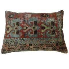Shabby Chic Persian Malayer Rug Pillow