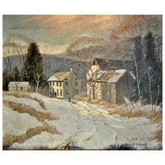 "Wilmer Siegfried Richter ""Yellow Springs Road"""