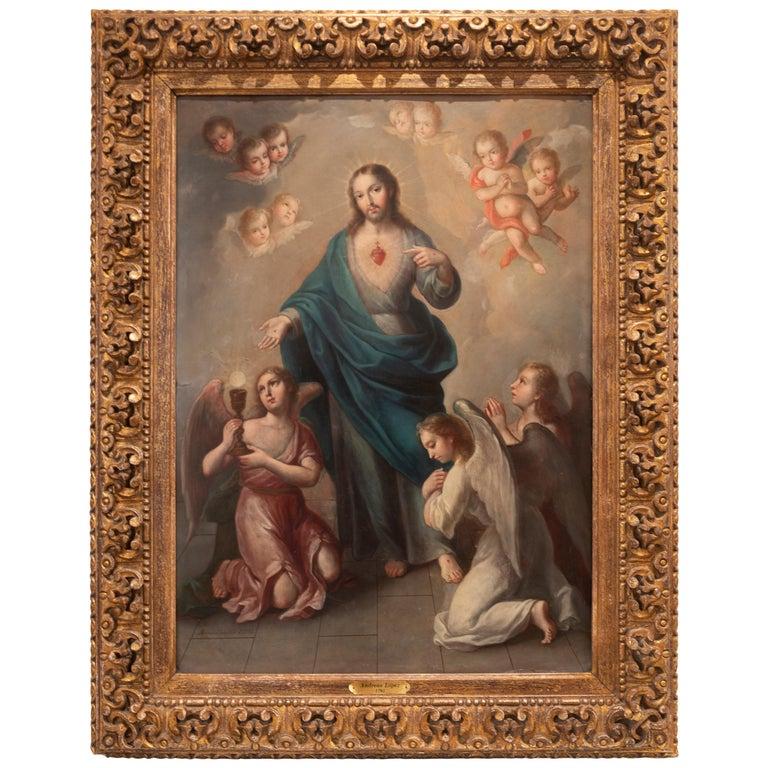 El Sagrado Corazon de Jesus For Sale