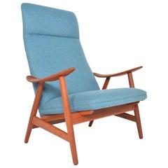 Illum Wikkelso 10H Teak Highback Lounge Chair