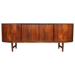 E.W. Bach for Sejling Rosewood Credenza