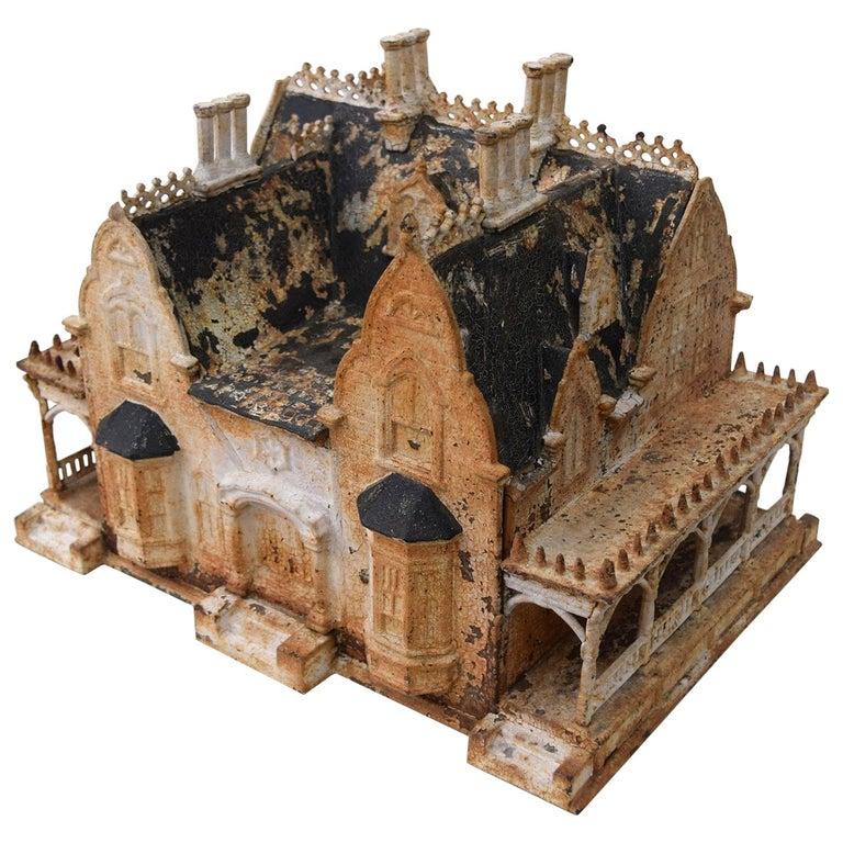 American 19th Century Neo-Gothic Birdhouse