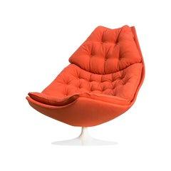 1960er, Geoffrey Harcourt F588 Lounge Fauteuil für Artifort