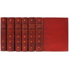 Set of Seven the Works of Sir Wm Stirling Maxwell, Ltd #178/250