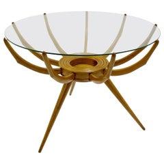 Spider Coffee Table by Carlo de Carli, 1950