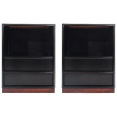 Pair of Midcentury Nightstands by Robsjohn-Gibbings