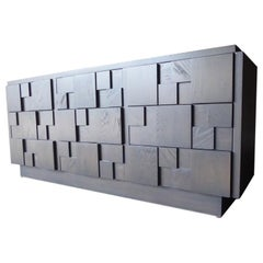 "Nine-Drawer ""Cubist"" Chest by Lane Furniture Co."