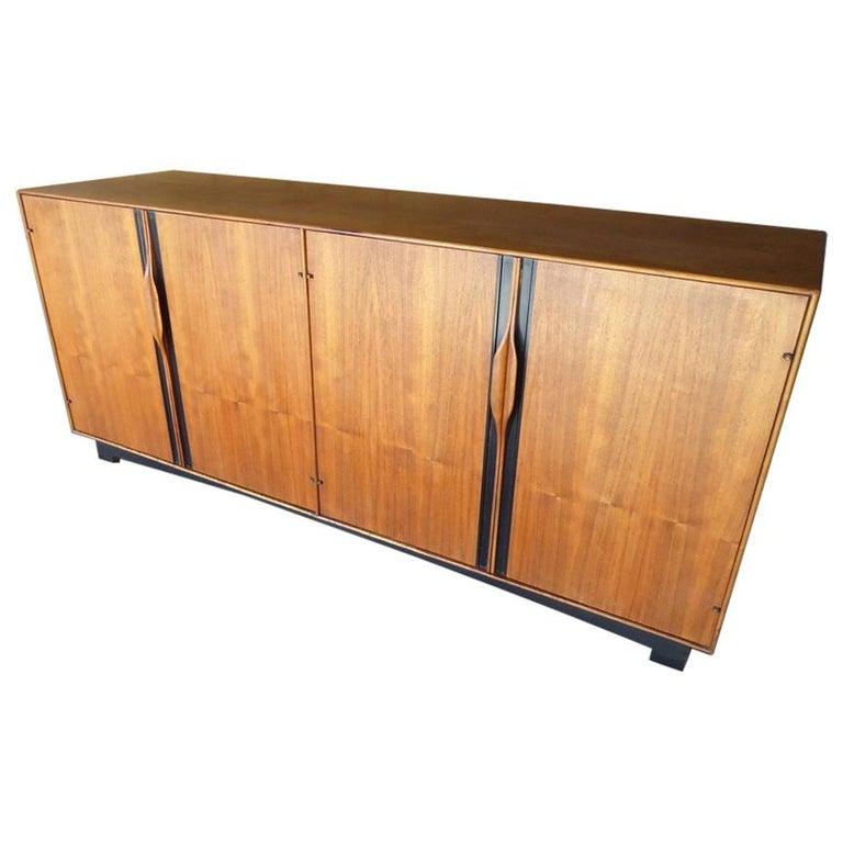 Four-Door Cabinet Designed by John Kapel for Glenn of California For Sale