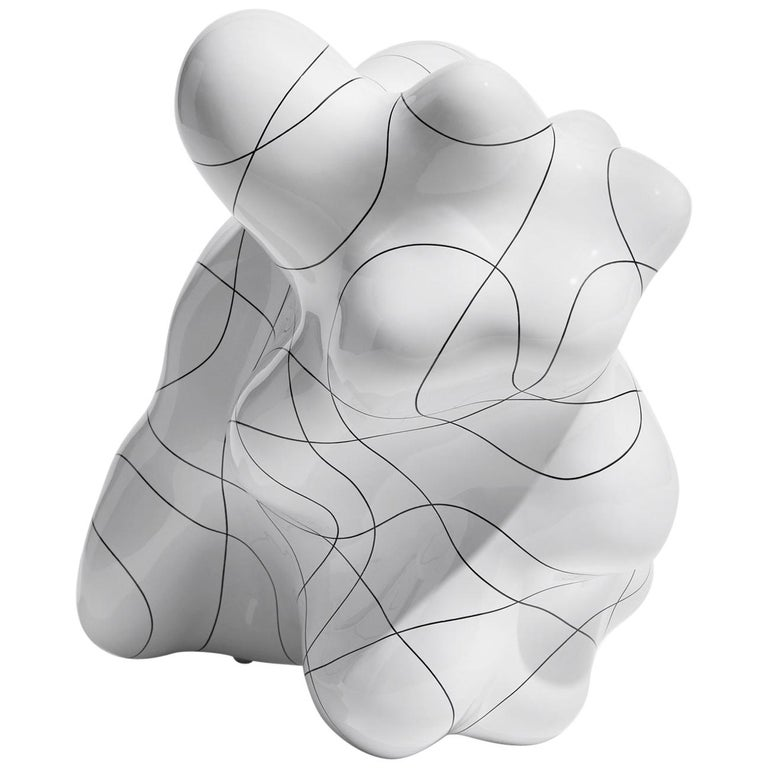 Contemporary Sculpture by Steen Ipsen For Sale