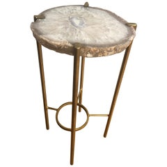 Modern Handcrafted Drinks Table