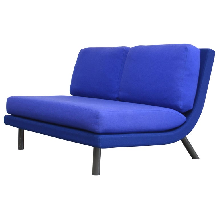 Rare Prototype Sofa Design by David Chipperfield for Interlübke 1