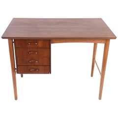 Danish Midcentury Teak Desk
