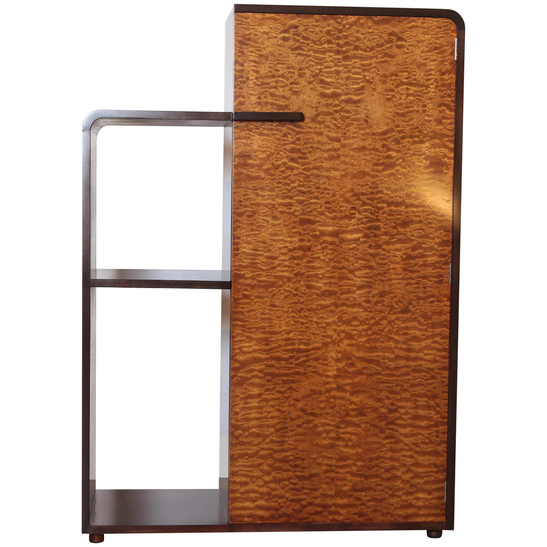 Art deco modern furniture 1930s Art Deco Machine Age Russel Wright Modern Furniture By Heywood Wakefield Cabinet For Sale Decoist Art Deco Machine Age Russel Wright Modern Furniture By Heywood