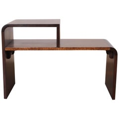 Art Deco Machine Age Russel Wright Modern Furniture by Heywood Wakefield Table