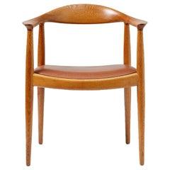 Hans Wegner JH-503 Chair, Oak