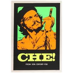'Che!' Original Vintage Movie Poster, Italian, 1969