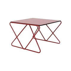 Walter Antonis for I-Form Coffee or Side Table, Dutch Design, 1978