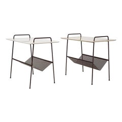 "Side Tables or Magazine Racks ""TM04"" by Cees Braakman for Pastoe, Dutch Modern"
