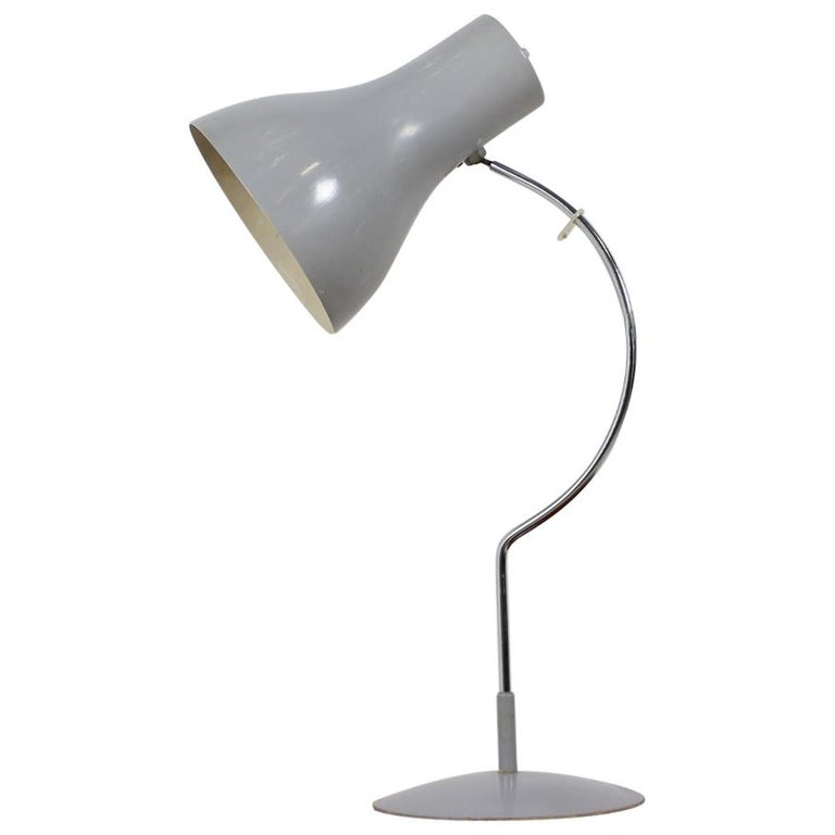 Midcentury Table Lamp Napako, Josef Hurka, 1970s. For Sale
