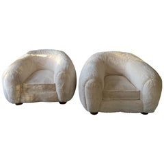 Pair of Polar Chairs