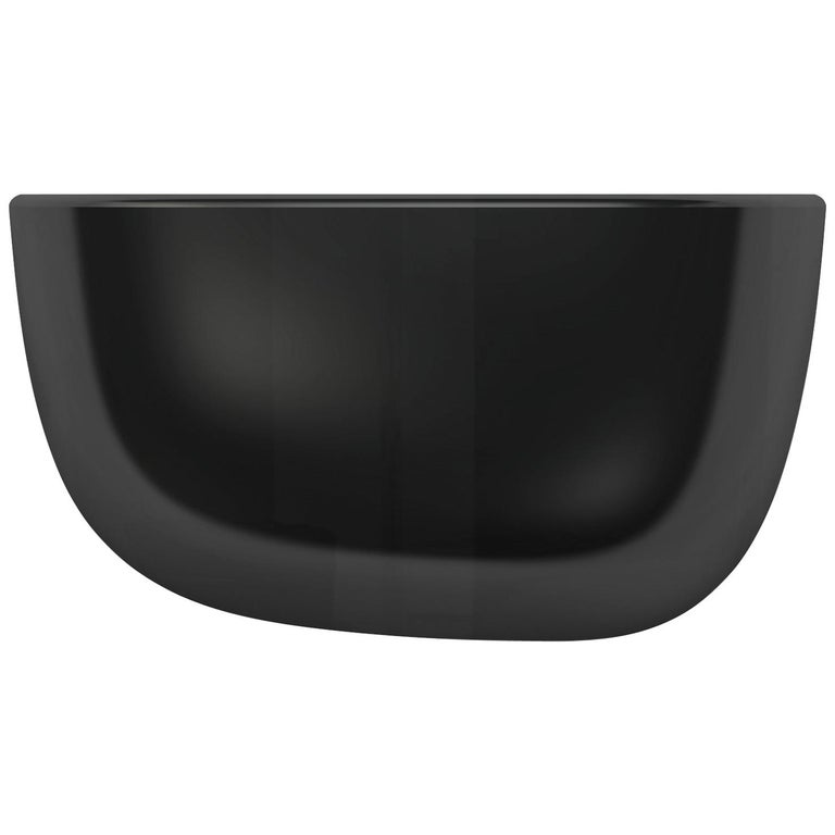Vitra Small Corniches in Black by Ronan & Erwan Bouroullec For Sale