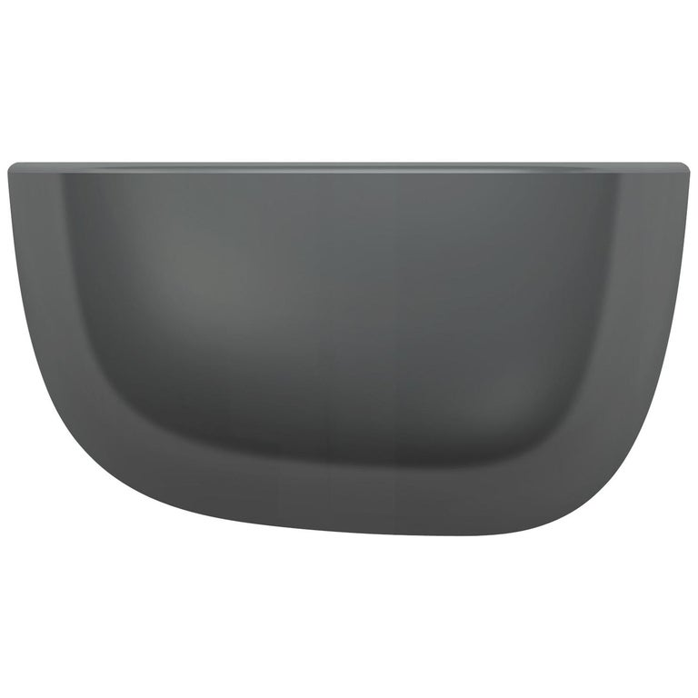 Vitra Small Corniches in Dark Gray by Ronan & Erwan Bouroullec For Sale